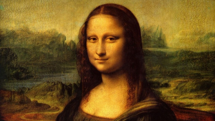 hith Mona-Lisa model