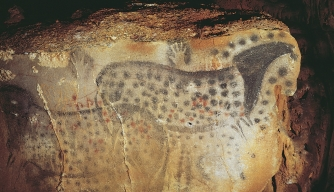 Cave Painters Didn't Dream Up Spotted Horses, Study Shows