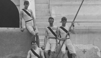 Remembering the First U.S. Olympic Team