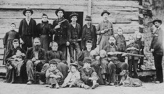 7 Things You Didn't Know About the Hatfields and McCoys