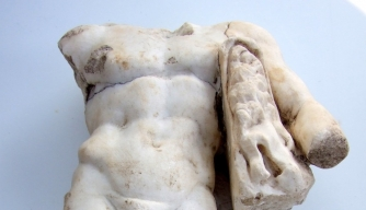 Headless Hercules Unearthed in Israel