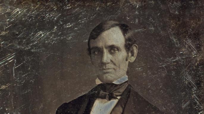 Abraham Lincoln circa 1846.
