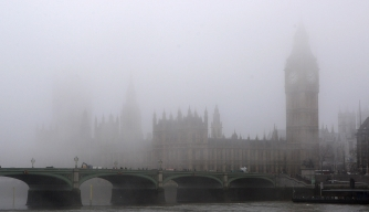 The Killer Fog That Blanketed London