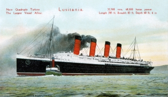 Remembering the Sinking of RMS Lusitania
