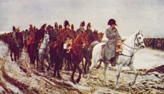 Napoleon's Disastrous Invasion of Russia, 200 Years Ago