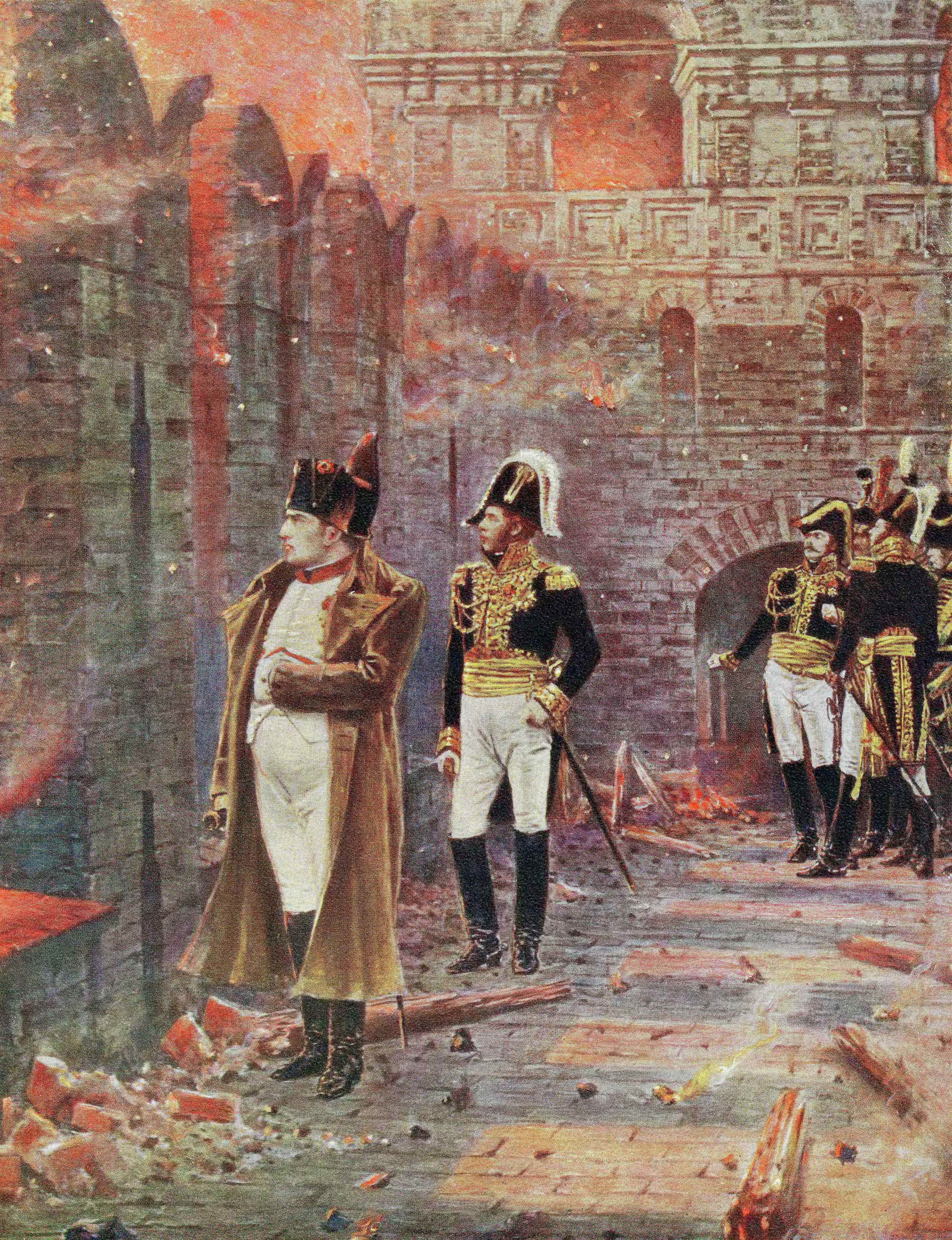 The Failure of Napoleon's Russian Campaign