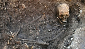 King Richard III's Body Found Under Parking Lot?