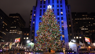 World-Famous Christmas Tree Will Light Up Tonight