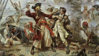 On Talk Like a Pirate Day, Landlubbers Arrr Shouting 'Ahoy'