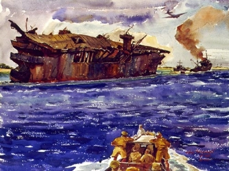Famous Paintings During World War