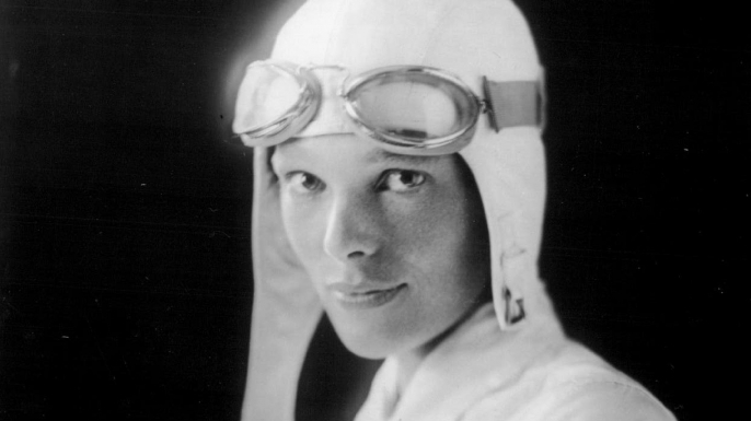 hith what happened Amelia Earhart