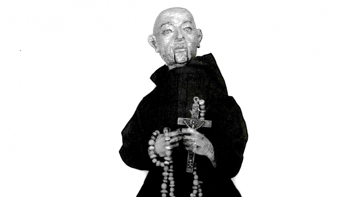 mechanical monk