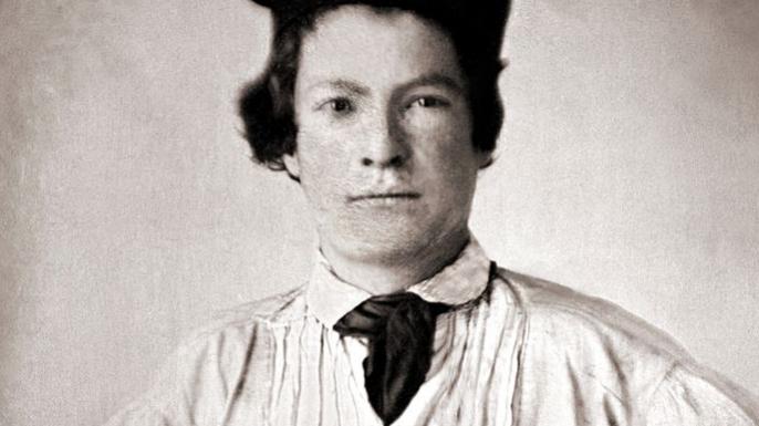 Twain at age 15.
