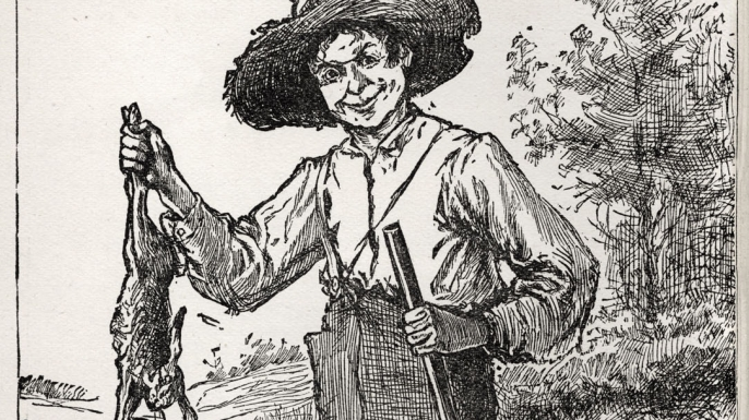 'The Adventures of Huckleberry Finn' by Mark Twain