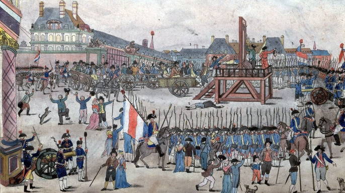 things you not know about the guillotine lists