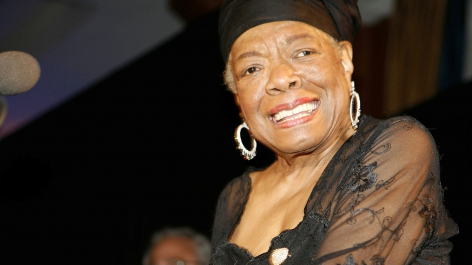 Arthur Ashe Foundation Awards Honoring Maya Angelou - May 1, 2006
