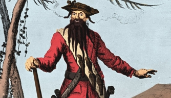 blackbeard, pirates