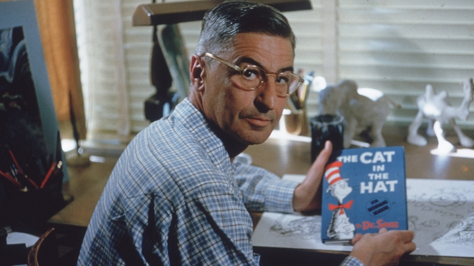 Theodor Seuss Geisel success story