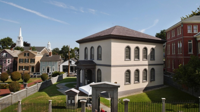 Touro Synagogue, judaism