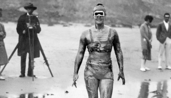 Remembering Long-Distance Swimmer Gertrude Ederle