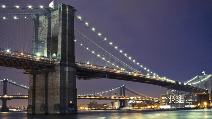 10 things you may not know about the brooklyn bridge history in 10 things you may not know about the brooklyn bridge history in the headlines malvernweather Choice Image