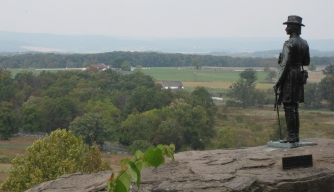 Day 2 at Gettysburg: The Union Line Holds at Little Round Top