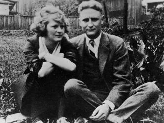 Scott and Zelda Fitzgerald (Credit: Time Life Pictures/Mansell/The LIFE Picture Collection/Getty Images)