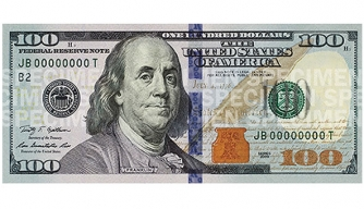 benjamin franklin, money