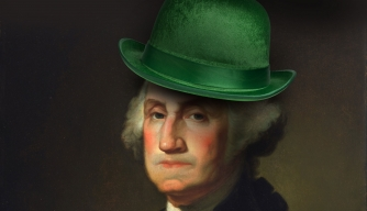 George Washington's Revolutionary St. Patrick's Day