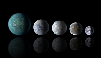 New Super-Earths May Support Life