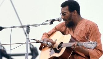 Remembering Richie Havens: 10 Things You May Not Know About Woodstock