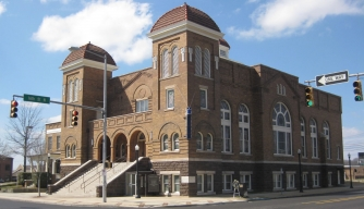 Birmingham's 16th Street Baptist Church