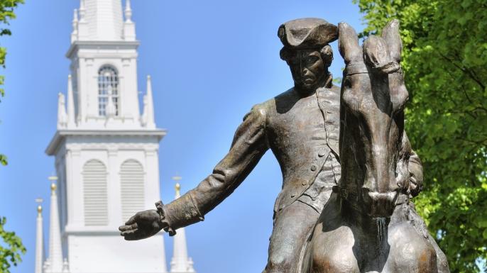 paul revere, sons of liberty