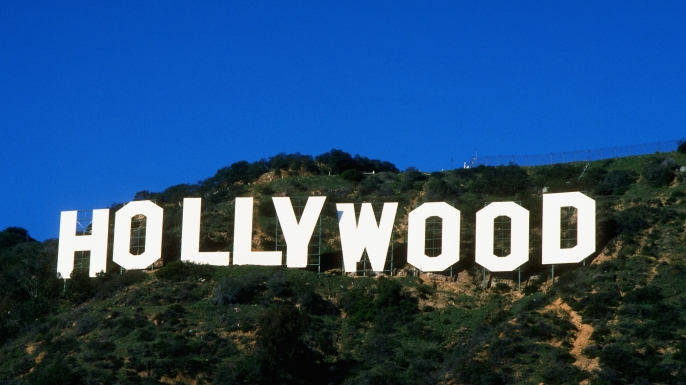 Image result for picture of hollywood sign