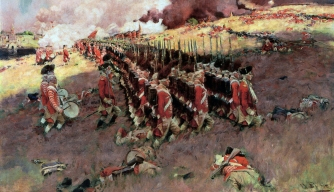 battle of bunker hill, american revolution