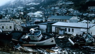 The Great Alaska Earthquake, 50 Years Ago