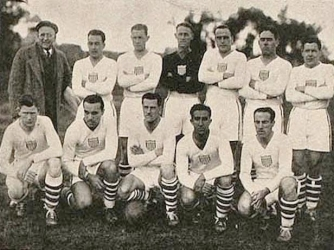 1930 U.S. World Cup team
