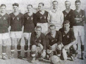 1921 Fall River Marksmen team