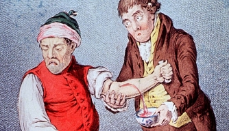 A Brief History of Bloodletting