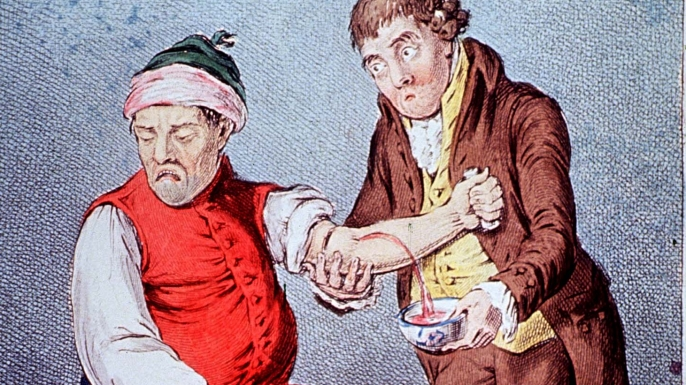 history of phlebotomy But in today's world, phlebotomy is much different for instance, much to everyone's relief, it is much more sanitary phlebotomists go through an extensive amount of training.