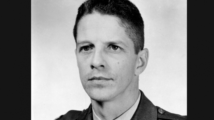 U.S. Air Force Major Rudolf Anderson
