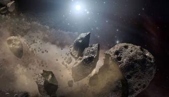 Dinosaur Asteroid May Have Sent Life Into Space
