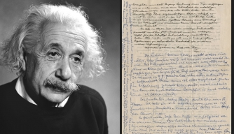 Einstein Letters Fetch More Than $420K at Auction