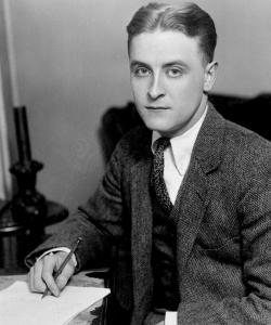 Fitzgerald in 1921