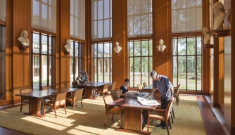 Mount Vernon Opens New George Washington Presidential Library