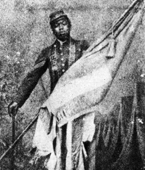 Sergeant William H. Carney