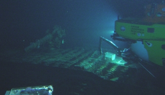 Japanese Mega-Submarine From WWII Discovered off Hawaii
