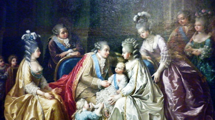 hith louis-xvi-marie-antionette-and-family