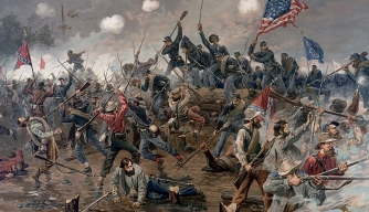The Battle of Spotsylvania Court House