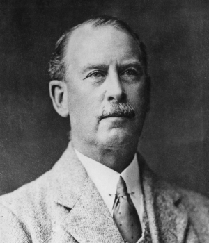 Fawcett in 1915. (Credit: Mansell/Mansell/The LIFE Picture Collection/Getty Images)